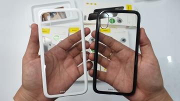 Ốp Baseus gù góc iPhone XR